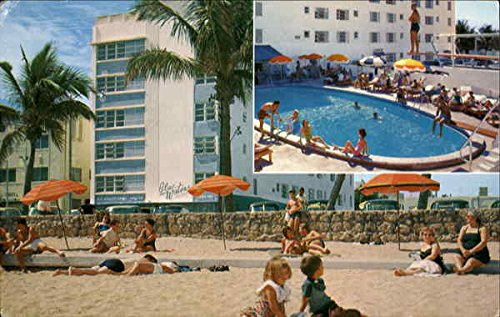 Amazon Com The Bluewater Hotel 74th St The Ocean Miami Beach