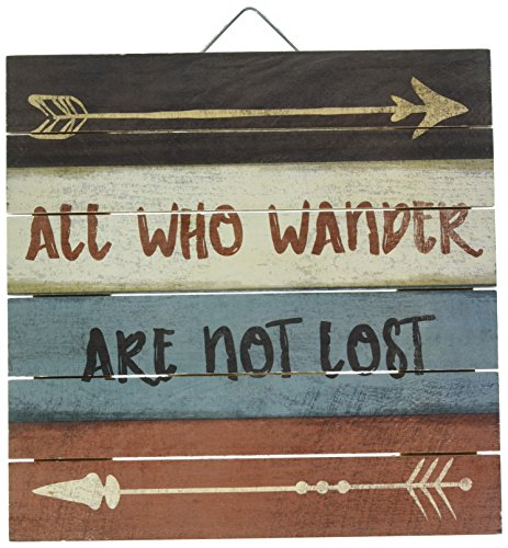 (Highland Woodcrafters All Who All Who Wander are Not Lost 12