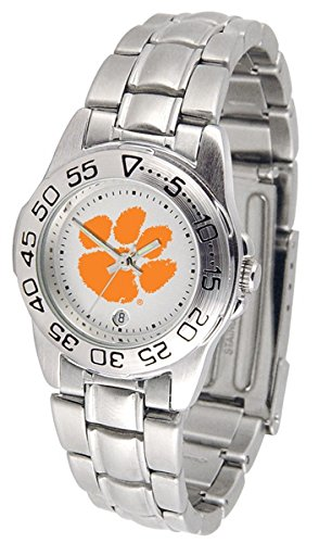 (Clemson Tigers Sport Steel Women's Watch)