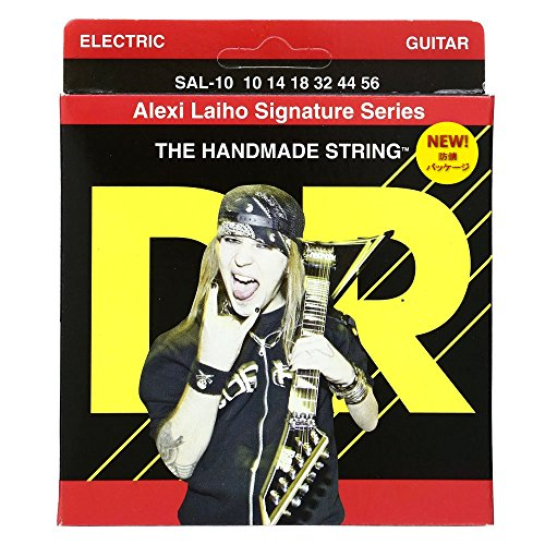 DR Strings Alexi Laiho Signature Guitar Strings - Medium Hea