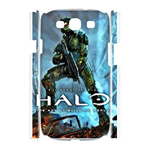 Life margin Halo phone Case For Samsung Galaxy S3 I9300 G71KH2353