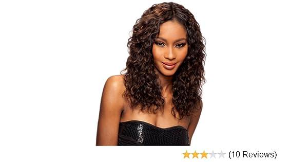 Amazon Saga 100 Human Hair Indian Remy Wet Wavy Loose
