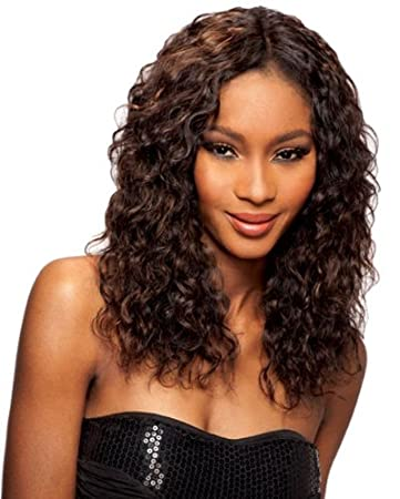SAGA 100% HUMAN HAIR INDIAN REMY WET   WAVY - LOOSE DEEP 4PCS - WHOLE 522b7ebb889e