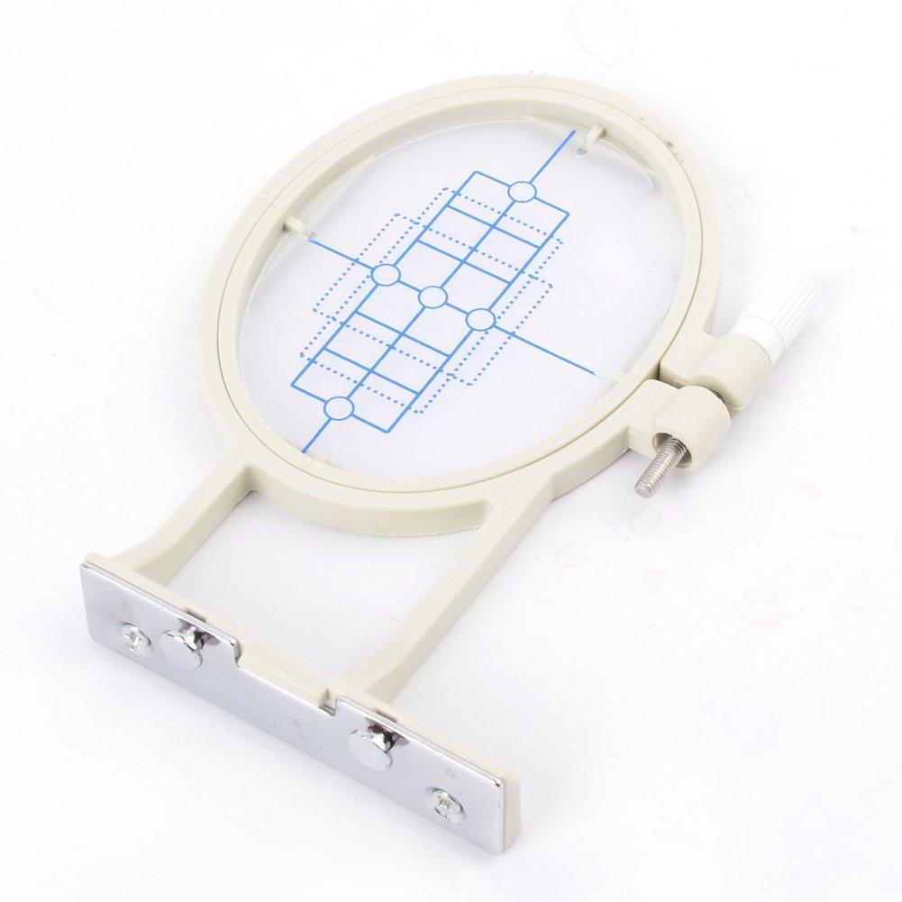 Muzee 3 en 1 aros de la máquina de bordar para Brother SE350 SE400 LB6770 LB6800 SE270D HE1 HE120 HE240 NV500D NV950D NV950D PE300 PE400D PE500 PE 540D ...