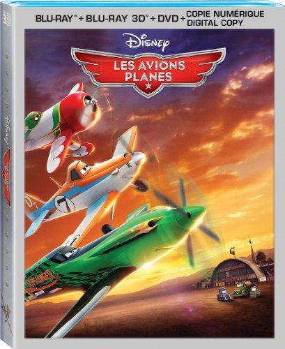 UPC 786936836851, Planes [Blu-ray]