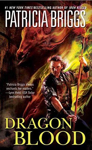 book cover of Dragon Blood