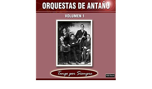 Orquestas de Antaño, Vol. 1 by Various artists on Amazon ...
