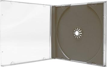 Amazon.com: (1) Allsop Single SUPER Strong Box CD Jewel Case ...