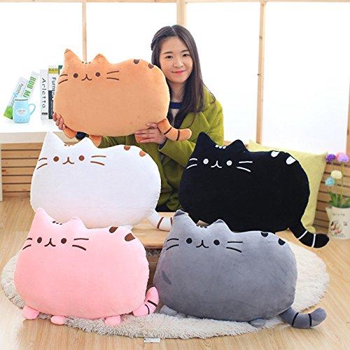Amazon.com : 4030cm Plush Toys Stuffed Animal Doll Toy Pusheen Cat Kawaii Cute Cushion Brinquedos Peluche WJ363 : Baby