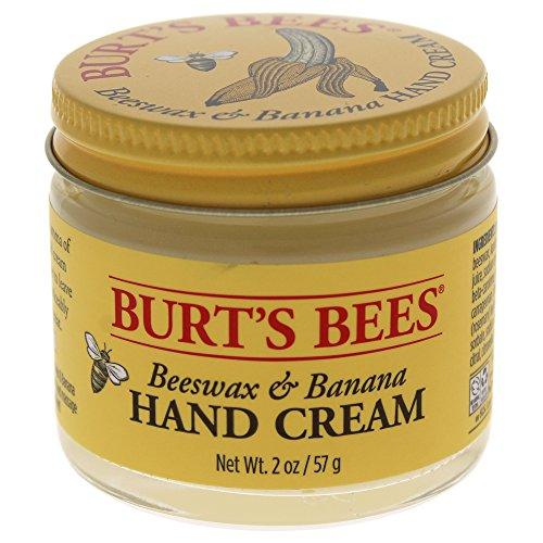Aloe 2 Ounce Jar - Burt's Bees Beeswax & Banana Hand Cream - 2 Ounce Jar