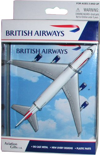 Daron British Airways Single Plane