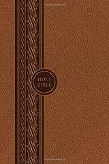 MEV Bible Thinline Reference Brown: Modern English Version Imitation Leather