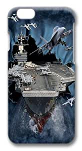 Aircraft Carrier Breakthrough Custom iphone 5C inch Case Cover Polycarbonate 3D