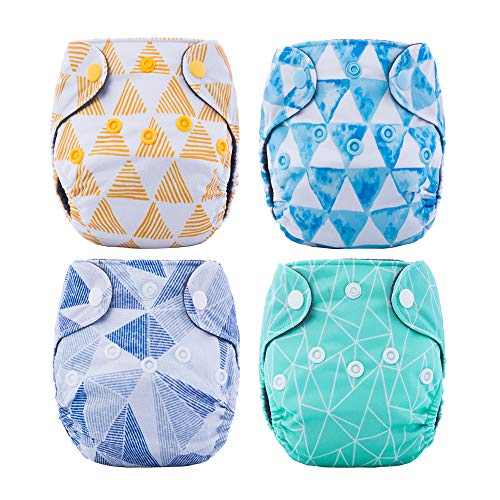 Thank u Mom Pocket Newborn Cloth Diapers for Less Than 12pou