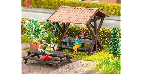 NOCH-Resting Place Lugar de Descanso, Colores. (14674): Amazon.es ...