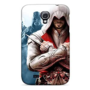 BAo1864ILEI Snap On Case Cover Skin For Galaxy S4(assassins Creed Brotherhood)