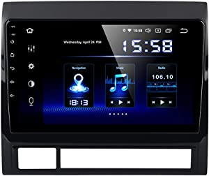 "Dasaita 9"" Android 9.0 Car Radio Touch Screen for Toyota Tacoma 2005 2006 2007 2008 2009 2010 2011 Head Unit 4G RAM 64G ROM Build in Carplay/Android Auto DSP Steering Wheel Control"