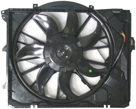 DEPO 344-55016-100 Replacement Engine Cooling Fan Assembly This product is an aftermarket product. It is not created or sold by the OE car company