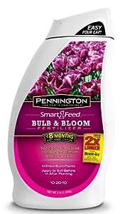 Pennington smart1alimentación bombilla y Bloom fertilizantes 10–20–10, martillo