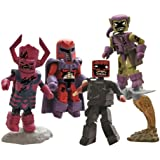 Diamond Select Toys Marvel Minimates: Zombies Villains Box Set Action Figure