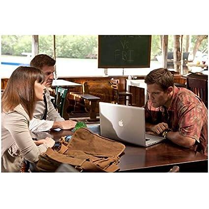 Amazon com : Bones David Boreanaz as Special Agent Booth and Emily