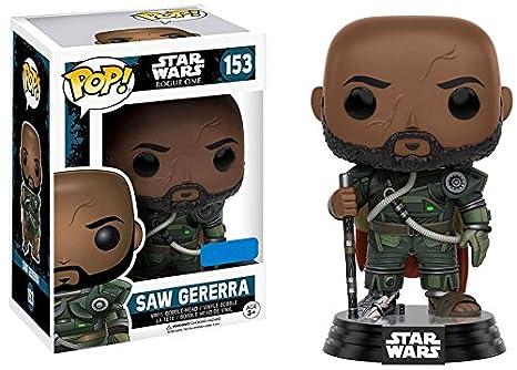 Funko Pop Star Wars Rogue One Saw Gererra Walmart Exclusive 153