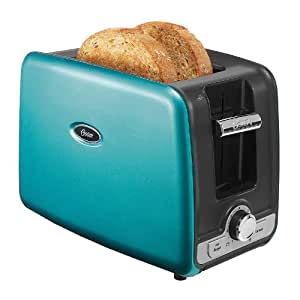 Amazon Com Oster 2 Slice Toaster With Retractable Cord