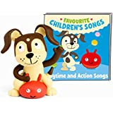 Tonies Favourite Children's Songs Playtime Dog and Action Songs English