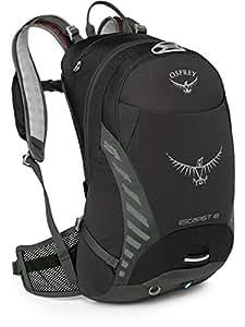 Osprey Escapist 18 Daypacks, Black, Small/Medium