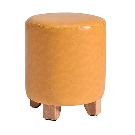 Fine Amazon Com Lzrzbh Sofa Stool Large Pu Leather Footstool Creativecarmelina Interior Chair Design Creativecarmelinacom