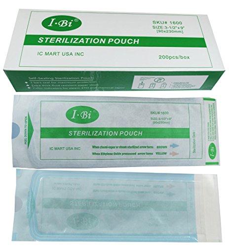 IBI Self Seal Sterilization Pouch(200pcs/box) 3.5