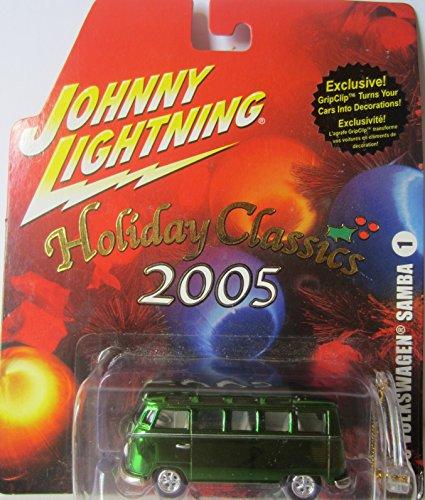 (Johnny Lightning-holiday classics 2005 -'65 Volswagen Samba 1 )