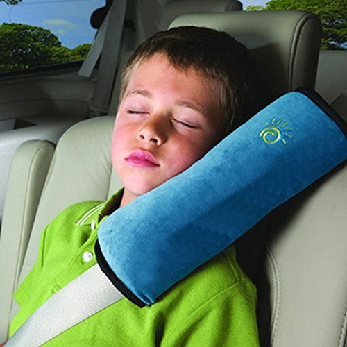 VODOOL Seat Belt Pillow Shoulder Pad For Kids, - Eyeglasses Mobile Al