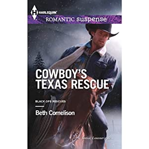 Cowboy's Texas Rescue Audiobook