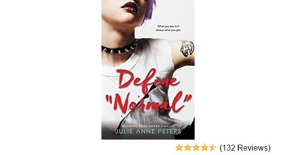 Amazon define normal ebook julie anne peters kindle store fandeluxe Images