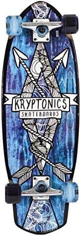Kryptonics California Series  Skateboard