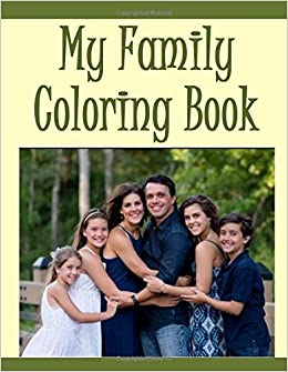 my family coloring book elise tells about her new home and family in my family coloring book coloring pages of family and around the home