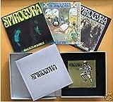 SPIROGYRA 4 LP Miniature CD BOX SET *SEALED* RARE