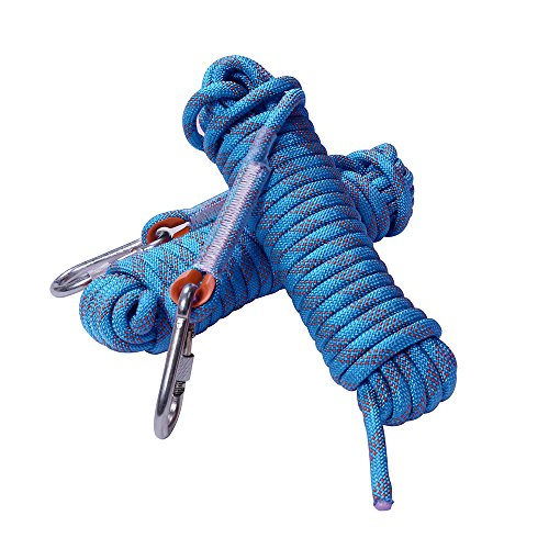 10M Rock Climbing Rope(blue) - 1