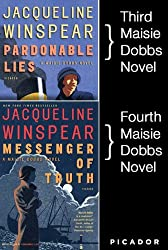 Maisie Dobbs Bundle #1, Pardonable Lies and Messenger of Truth: Books 3 and 4 in the New York Times Bestselling Series (Maisie Dobbs Novels)