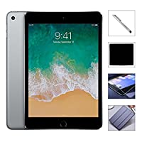 Apple iPad Mini 4 128GB W/$49.99 Value Accessories (Space Gray)