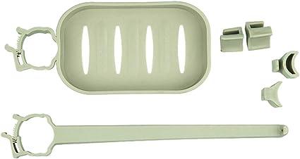 Amazon.com: Soporte de jabón para grifo de agua – Bandeja de ...