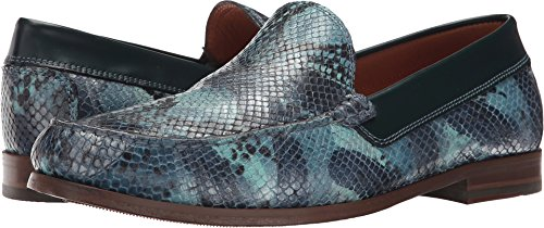 Donald J Pliner  Men's Nate Blue 1 Shoe