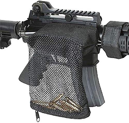 Hunting Accessories Military Gear Brass Shell Catcher Trap Nylon Mesh Bag Cap