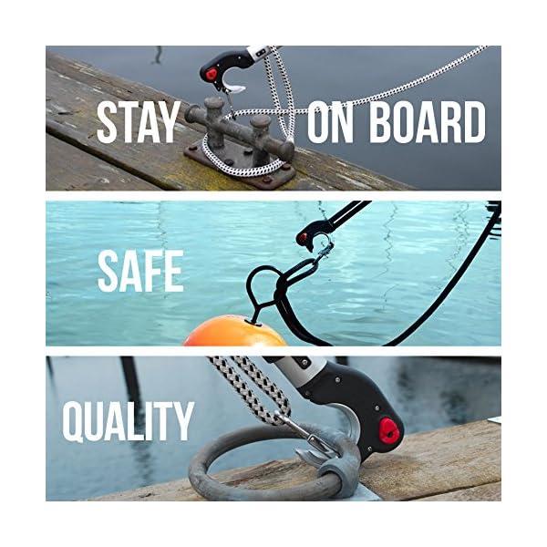 Robship 1V/_708 8980 5 Hook /& Moor 3m Boat Hook by Robship