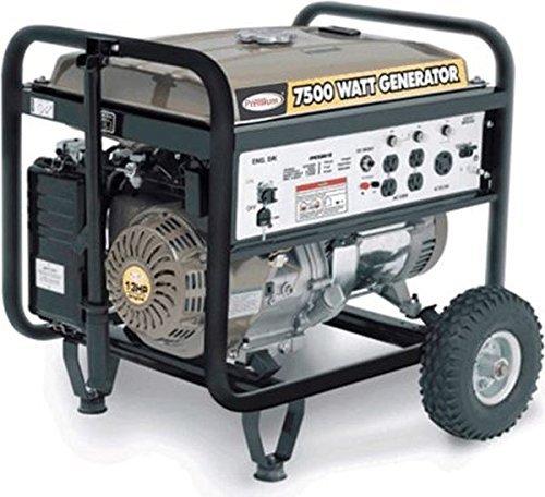 Premium PPG7505EPA 7500W EPA Generator by Premium