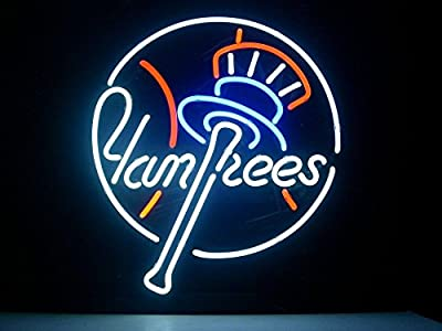 "Urbyâ""¢ Sports Teams NYY Beer Bar Pub Neon Light Sign 3-Year Warranty-Excellent Handicraft! M25"
