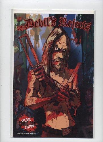 The Devil's Rejects Special Comic-Con Edition Otis Cover (LGF)