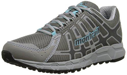 Montrail Dames Bajada Ii Trail-hardloopschoen Boulder / Grill
