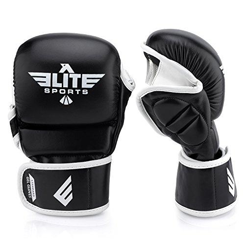 Elite Sports Standard MMA Grappling Gloves